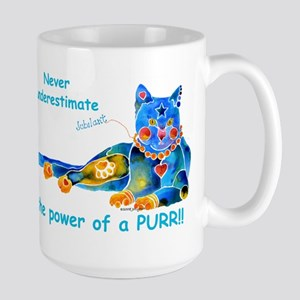 Purr Kitty Mugs