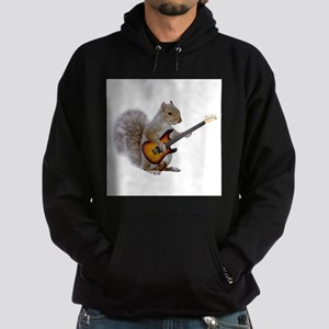 Squirrel Guitar Sweatshirt