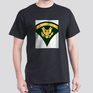 Army-SP5-Green-Four-Inches T-Shirt