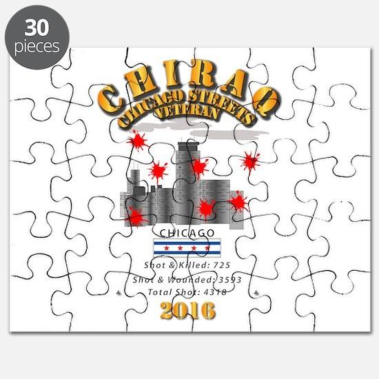 City - CHIRAQ - 2016 Puzzle