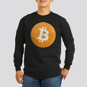 Bitcoin Standard Logo Long Sleeve T-Shirt