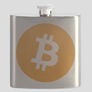 Bitcoin Standard Logo 01 Flask