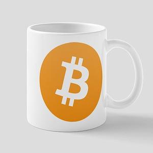 Bitcoin Standard Logo 01 Mugs