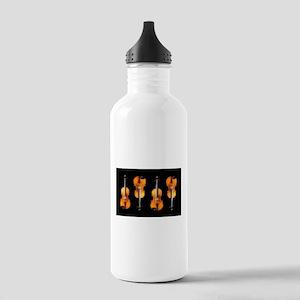 Violas-ViolinsRug Stainless Water Bottle 1.0L