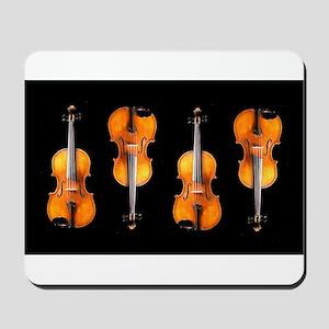 Violas-ViolinsRug Mousepad
