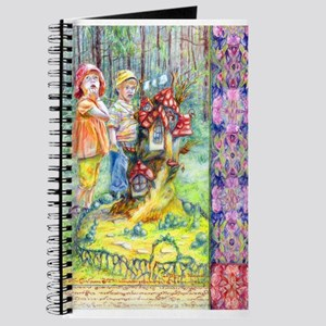 Hansel and Gretel art Journal