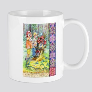 Hansel and Gretel art Mugs