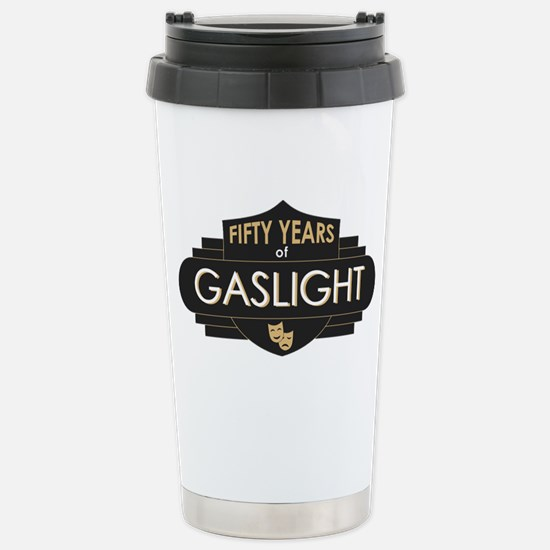 Gaslight 50th Stainless Steel Travel Mug