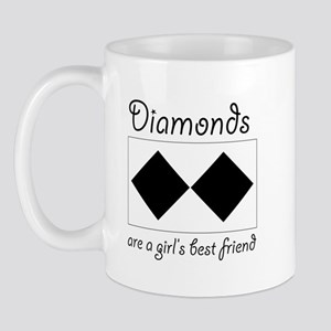 Double Diamond Mug
