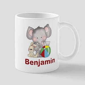 Benjamin's Elephant Baby Mug