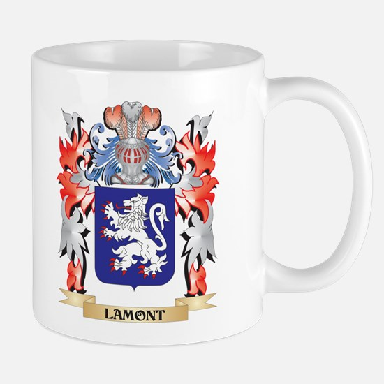 Lamont Coat of Arms - Family Crest Mugs