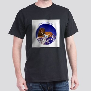 'World Peace' Lion & Lamb ~ T-Shirt