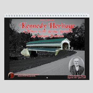 Kennedy Heritage 2008 Calendar