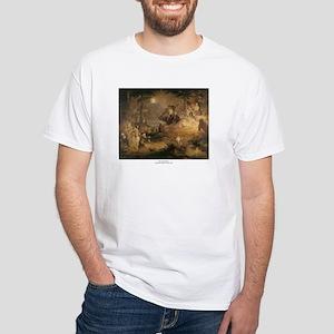 John Lamb 'Primus' White T-Shirt