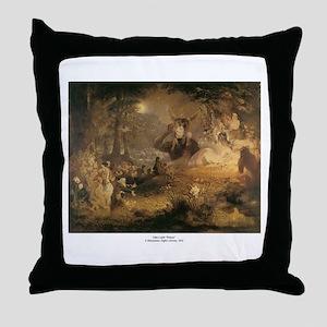 John Lamb 'Primus' Throw Pillow