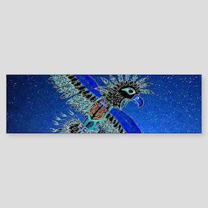 Eagle Dancer Sticker (Bumper)