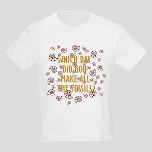 Fossils-dark shir T-Shirt