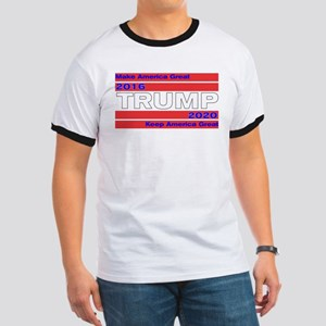 Trum 2016-2020 Make and Keep US Great T-Shirt