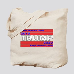 Trum 2016-2020 Make and Keep US Great Tote Bag