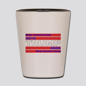 Trum 2016-2020 Make and Keep US Great Shot Glass