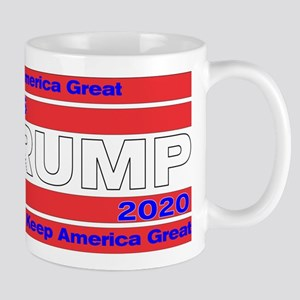 Trum 2016-2020 Make and Keep US Great Mugs