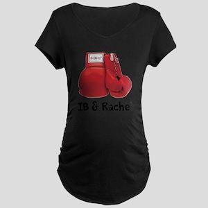 Boxing Gloves Maternity T-Shirt