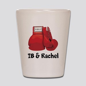Boxing gloves Shot Glass