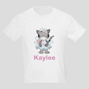 Kaylee's Fairy Kitten Kids Light T-Shirt