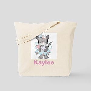 Kaylee's Fairy Kitten Tote Bag