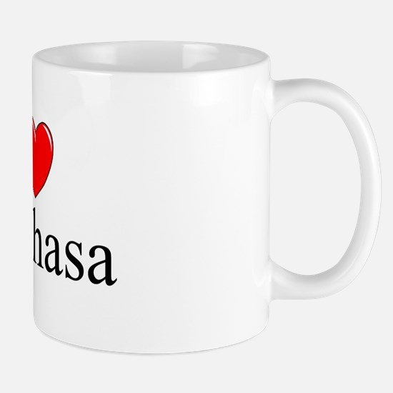 """""""I Love Kinshasa"""" Mug"""