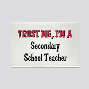 Trust Me I'm a Secondary School Teacher Rectangle