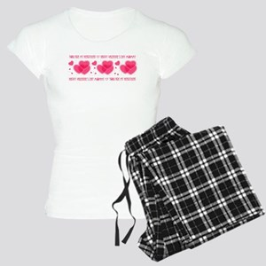 Heartbeat/mommy Pajamas