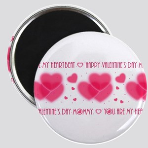 Heartbeat/mommy Magnets