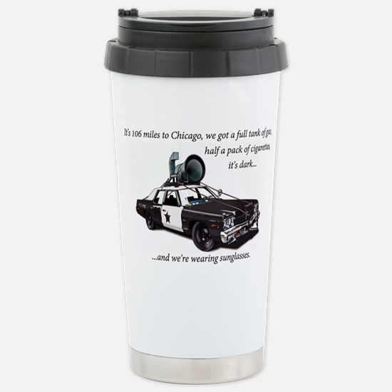 Bluesmobile Travel Mug