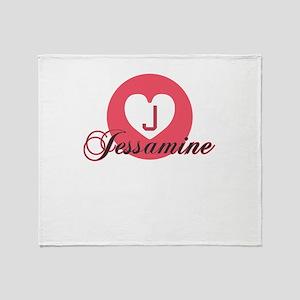 jessamine Throw Blanket