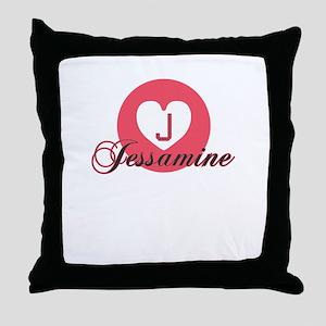 jessamine Throw Pillow