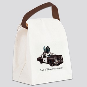 Bluesmobile Canvas Lunch Bag