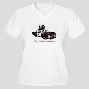 Bluesmobile Plus Size T-Shirt
