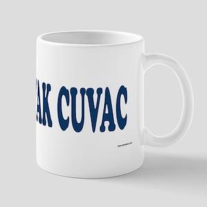 SLOVAK CUVAC Mug