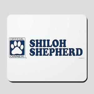SHILOH SHEPHERD Mousepad