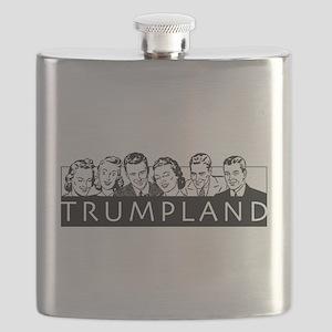 Trumpland Flask