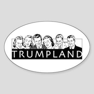 Trumpland Sticker