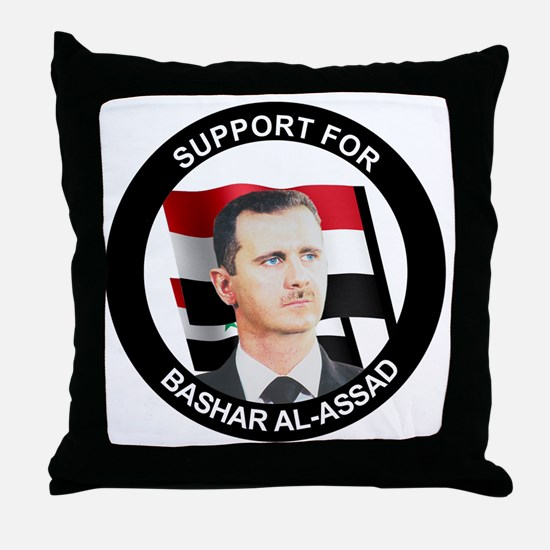 Cute Middle eastern Throw Pillow