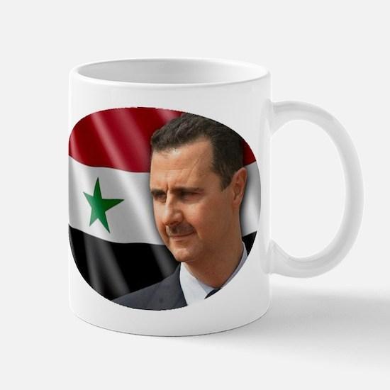 Bashar al-Assad Mugs