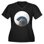 Sea Monsters Plus Size T-Shirt