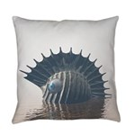 Sea Monsters Everyday Pillow
