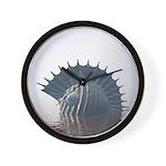 Sea Monsters Wall Clock
