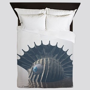 Sea Monsters Queen Duvet
