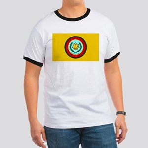 Flag of the Eastern Band of the Cherokee N T-Shirt