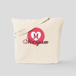 maryam Tote Bag